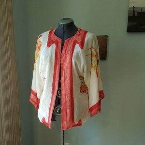Zara Woman Kimono Cardigan